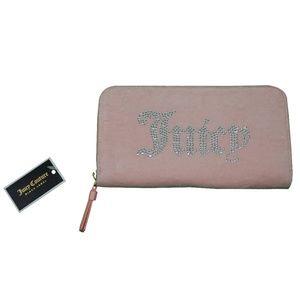 Juicy Couture Black Label Wrist-let Wallet - Pink